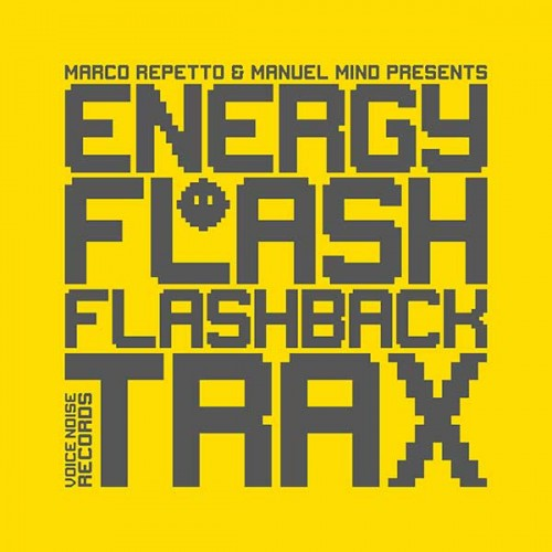 Energy Flash - Flashback Trax